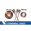 RG179 Cable BNC / SMB / SMB