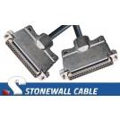 KIV-7 Black to KIV-7 Black Cable