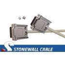 Straight-thru HD26MF Cable