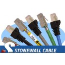 Cat5e Shielded Solid Patch Cable
