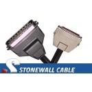 SCSI 1 / SCSI 2 Cable