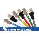 Cat5e Solid Crossover Patch Cable