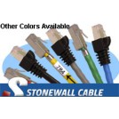 Cat5e Shielded Stranded Crossover Patch Cable
