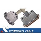 RS-530 to RS-449 Adapter Cable