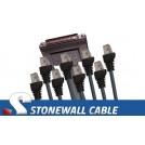 CAB-OCTAL-ASYNC Eq. Cisco Cable