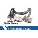 CAB-OCTAL-KIT Eq. Cisco Cable Kit