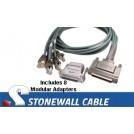 CAB-OCTAL-FDTE Eq. Cisco Cable Kit
