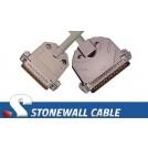 17-04148-xx Eq. DEC Line Printer Cable