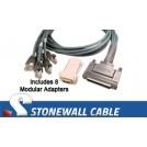 CAB-OCTAL-9DTE Eq. Cisco Cable Kit