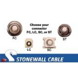 OM2 Multimode 50/125 8-Strand Fiber Cable