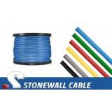 Cat5 Shielded 4 Pair PVC Solid Bulk Cable