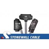 RJ21 Cable - Category 5e Telco 50 Male / Telco 50 Female