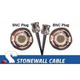 RG174 Coax Cable BNC Plug / BNC Plug