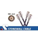 RG59 Coax Cable 2 x BNC Jack / 2 x BNC Jack