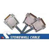 CAB-2X21MT Eq. Cisco Cable