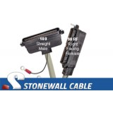 Telco64 DS1 Cable w/ Pigtail Ground
