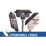 RJ21 Cable - Category 3 Telco 50 Female / Telco 50 Female