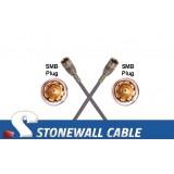 735A Cable SMB Plug / SMB Plug