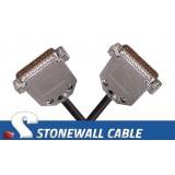 RS-530 Cable DB25MM Straight-thru