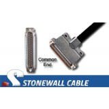 """DB37 RS-449 """"Y"""" Cable"""