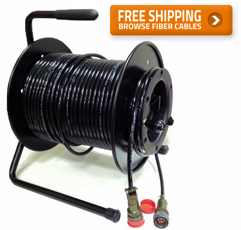 Fiber Optic Cable - Free Shipping